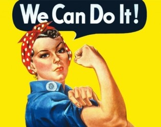 We can do it logo
